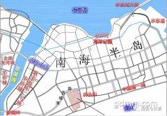 茂名南海半岛首期700多亩地块规划正式公示!华侨城南海旅游岛项目要来了!