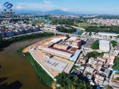茂名钟鼓公园最新进展,部分已建成,周边有三旧改造项目!