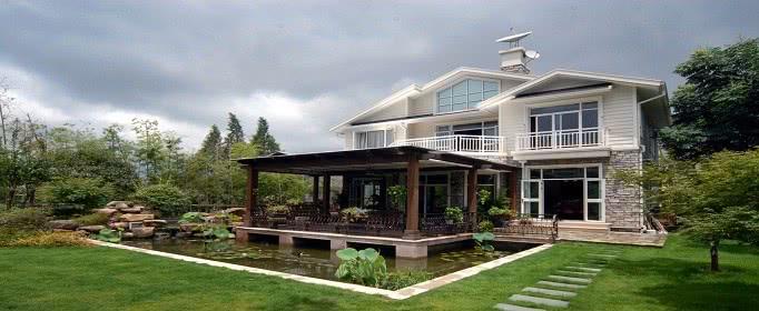 别墅有哪些分类-房屋类型