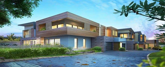 联排别墅使用面积怎么计算-房屋类型