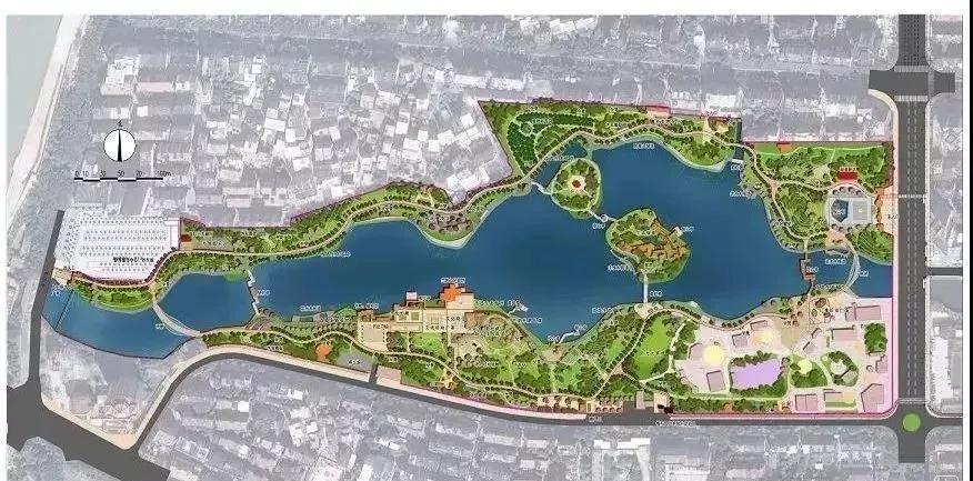 茂名新湖公园升级,打造茂名版宝墨公园改造最新进展!